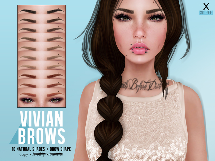 Soiree - Brows / Vivian