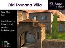 Old Toscana Villa - Tuscany - Italian House