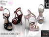 -KC- SIERRA for Slink Maitreya Belleza & Meshproject / FATPACK 40 Colors