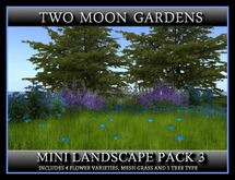 MINI LANDSCAPE PACK 3*