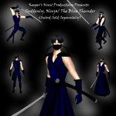 KKP's Suddenly, Ninja! The Blue Thunder