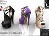 -KC- ABRIELLE Heels for Slink High, Belleza & Maitreya / FATPACK 40 Colors
