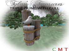 .:TT:.  TRIPLE PILING WITH GULL  BOXED
