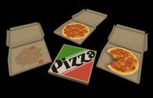 Pizza - Full Perm