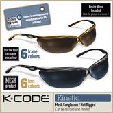 K-CODE KINETIC FATPACK