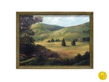 Apple Fall Verdant Oil Painting (Box)