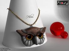 AZOURY - Hibou Necklace