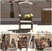 "<HEART HOMES> ""My sweet baby owl"" Nursery Family Chair (copy)"