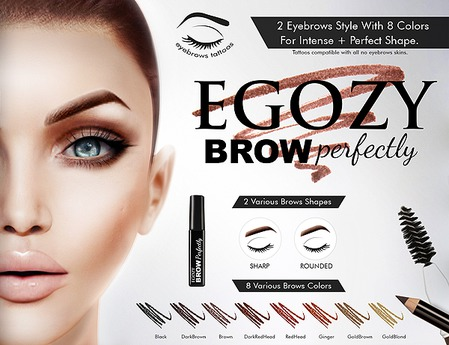 Egozy.Brow Perfectly Collection