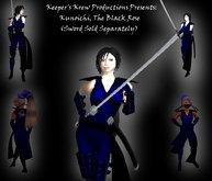 KKP's Kunoichi, the Black Rose