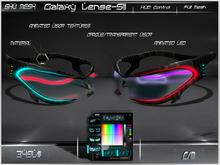 Galaxy Lense-SII -Shu Mesh-visor