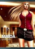 SHEY - Maida Mini Dress ( 30 Textures )