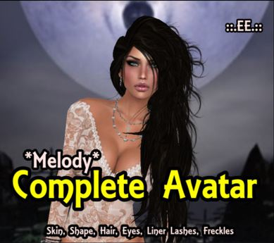 ::.EE.:: Complete Avatar *Melody*
