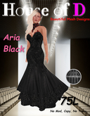 *HoD* Aria Black/Red