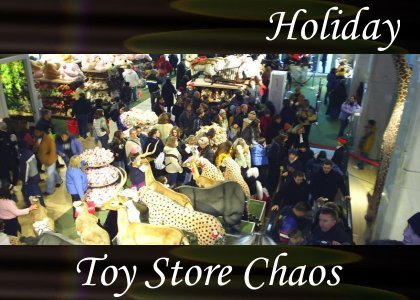 Atmo-Holiday - Toy Store Chaos 1:30