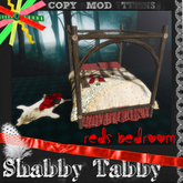 *Shabby* Red's Bed
