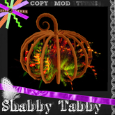 *Shabby* Rustic Pumpkin Decor