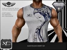 Sleeveless Shirt XD - (NIRAMYTH) - AESTHETIC
