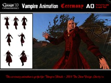 Gaagii - Ceremony - Vampire Animation (unisex)