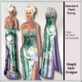 Aphrodite Pearl L Gown PROMO