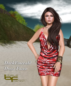 Babele Fashion :: DarkEmerald Fuoco