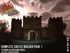 Castle Pack 1 MOD COPY MESH 76 Modular Castle Parts