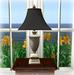 COPY TROPHY MARBLE LAMP - MESH