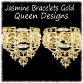Jasmine Bracelets Gold