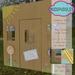 MuddPuddles: Cardboard Sweets Playhouse