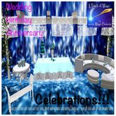 Celebrations!!!! Mesh Party set (crated)