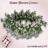 !IT! - Easter Flowers Crown 1