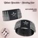Unisex bracelets shooting star image