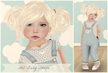 Baby Mel shape for Toddledoo avatar