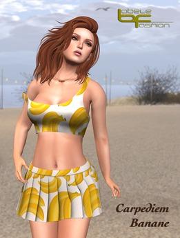Babele Fashion :: Carpediem Mini Banane