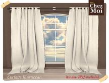 Curtain Moroccan Spring ♥ CHEZ MOI