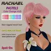 Spot On Hair - Rachael V2 - Pastels