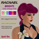 Spot On Hair - Rachael V2 - Brights