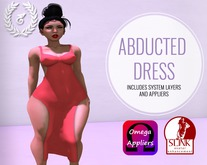 EFH - Abducted Dress (pink)