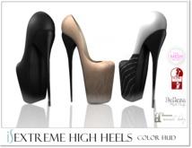 *IS* Extreme High Heels [Slink/Belleza/Maitreya/TMP]