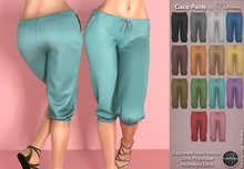 Mutresse . Caca Pants - 14 Colors for Slink/Maitreya/Standard Sizes