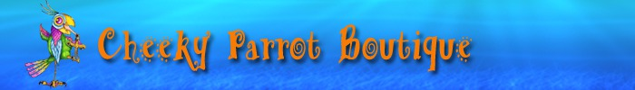 Cheeky parrot banner copy