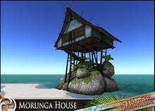 HeadHunter's Island - Morunga Beach House set v1.2 - 73 animations - 3 color schemes - MESH