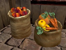 Sacks of Fruit and Vegetables - Full Perm