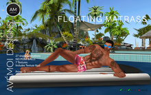 AM - Floating Swimming mattress Pack - PG Version - No Pose balls