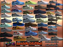 AmAzInNg CrEaTiOnS 54 men summer shoes-Bazzar sale for old items