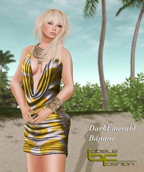 Babele Fashion :: DarkEmerald Banane