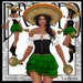 : ::DBL:: La Fiesta with OMEGA APPLIERS ~ Womens