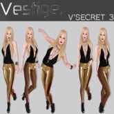 Vestige - Project Runway V'Secret 3