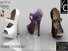 .:KC:. SAIRA Heels for Slink High, Maitreya & Belleza / FATPACK