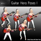 Vestige - Guitar Hero Poses 1